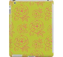 Peony iPad Case/Skin