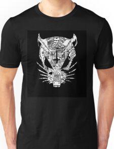 Black ZEF Graffiti Rat Unisex T-Shirt