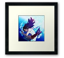 Fire Emblem if / Fates - Lobster Lord Fishing Framed Print