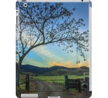At the Gate - Gloucester NSW Australia iPad Case/Skin
