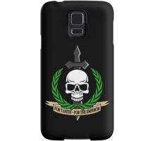 For Tanith - For The Emperor!  Samsung Galaxy Case/Skin
