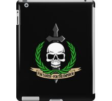 For Tanith - For The Emperor!  iPad Case/Skin