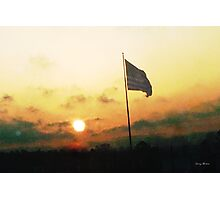 An American Sunrise Photographic Print
