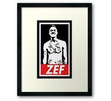 Zef 2 Framed Print