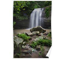 Buderim Waterfall Poster