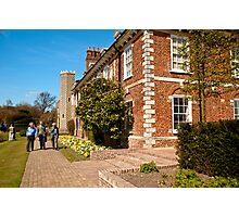 Hall Place: Bexley, Kent, UK. Photographic Print