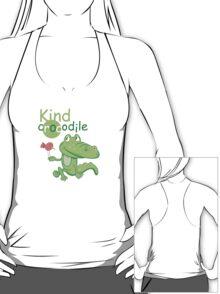 Kind crocodile. T-Shirt