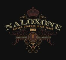 Naloxone 1961 by Nigel  Brunsdon