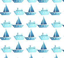 Boats by julkapulka