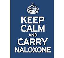 Carry Naloxone Photographic Print