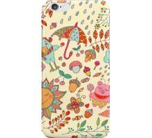 Sweet autumn iPhone Case/Skin