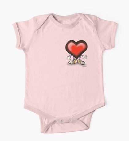 Heart Pocket Tee Kids Clothes