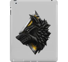 Viking Wolf Head iPad Case/Skin