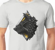 Viking Wolf Head Unisex T-Shirt