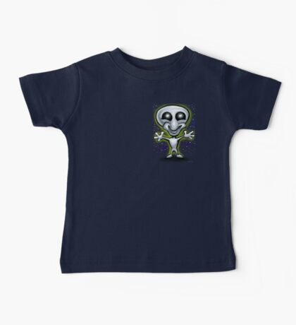 Alien Pocket Tee Kids Clothes