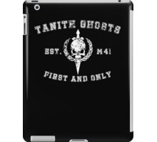 Sports Team: TheTanith Ghosts  iPad Case/Skin