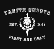 Sports Team: TheTanith Ghosts  by simonbreeze
