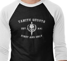 Sports Team: TheTanith Ghosts  Men's Baseball ¾ T-Shirt
