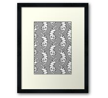 Catz! Framed Print