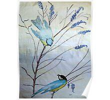 Bluebirds Poster