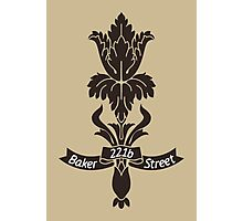 Baker Street flower Photographic Print