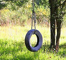 good morning tire swing by TerrillWelch