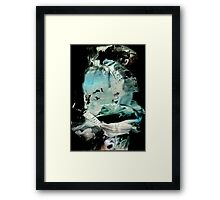Seeing things that others don`t Framed Print
