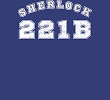Sherlock 221b Womens Fitted T-Shirt