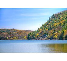 Devils Lake Photographic Print