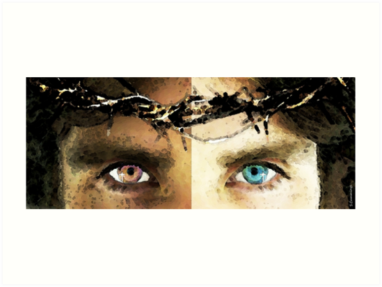 Jesus Christ - How Do You See Me by Sharon Cummings