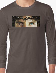 Jesus Christ - How Do You See Me Long Sleeve T-Shirt