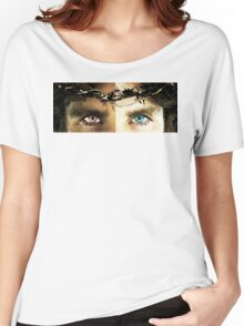 Jesus Christ - How Do You See Me Women's Relaxed Fit T-Shirt