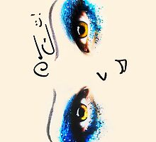 Darren is Hedwig - Signature and mouth by Spread-Love
