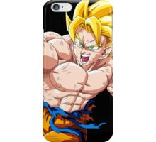 Son Goku Super Saiyan iPhone Case/Skin