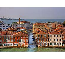 Ponte Picolo Photographic Print