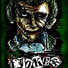Batman The Dark Knight -The Joker - The Batman - DC Comics by bleedart