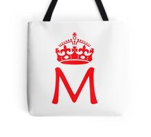 Moriarty in a crown Tote Bag