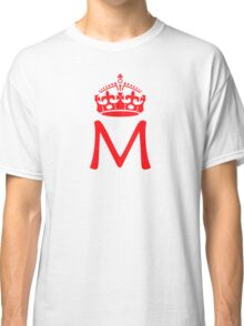 Moriarty in a crown Classic T-Shirt