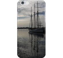 Toronto Harbor - Tall Ships and Dramatic Light iPhone Case/Skin