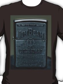 Aged Lighter, Aged Bourbon T-Shirt