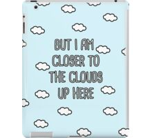 Skyscraper Clouds iPad Case/Skin