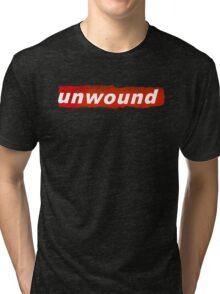 """Unwound - """"Unwound"""" T Shirt Tri-blend T-Shirt"""