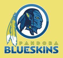 Pandora Blueskins Baby Tee