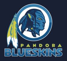Pandora Blueskins by WinterArtwork