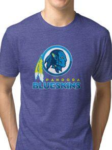 Pandora Blueskins Tri-blend T-Shirt