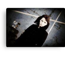 Twilight Fashion Canvas Print