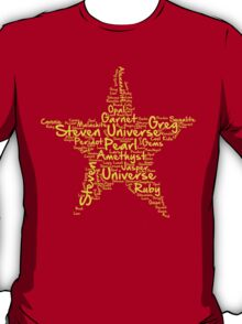 Steven Universe Star - Characters T-Shirt