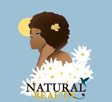 Natural Beauty Womens Fitted T-Shirt