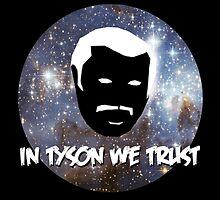 In Tyson We Trust by jbrinkleyart