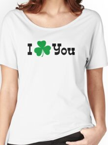 I shamrock you Women's Relaxed Fit T-Shirt